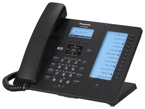 Panasonic представляет новый проводной SIP-телефон