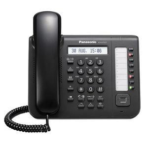 Panasonic KX-DT521RU-B (Цифровой системный телефон)