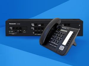 Обслуживание АТС Panasonic KX-NS500RU - бесплатно!