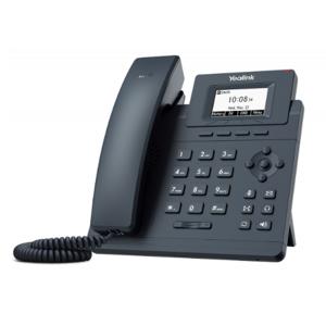 Телефон SIP Yealink SIP-T30P (1 аккаунт, PoE)