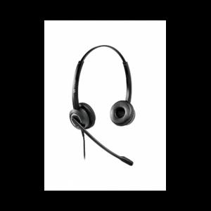VT VT6200-D QD(P)-RJ9(03) (Проводная гарнитура, Дуо, HD звук, QD, переходник QD-RJ09(03))