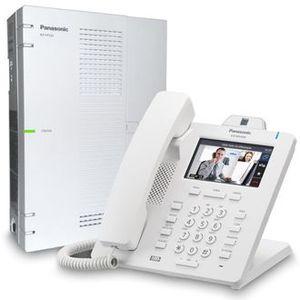 Panasonic KX-HTS824RU (Базовый блок 4 LCOT, 8 SLC, 6 SIP trunk, 24 SIP абонентов)